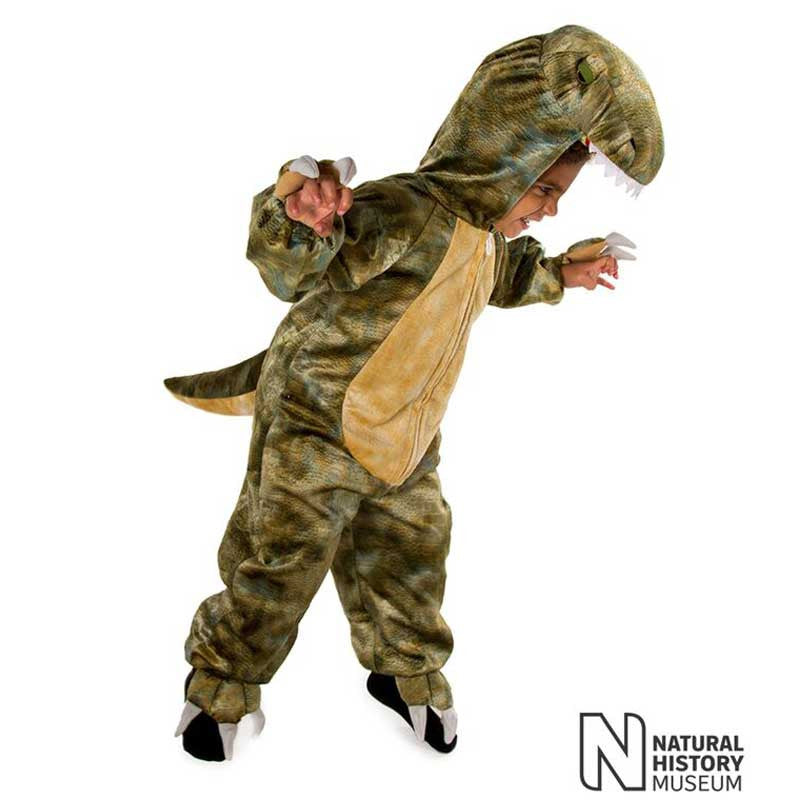Official Natural History Museum Tyrannosaurus Rex Costume , Children's Costume - National History Museum, Ayshea Elliott  - 2
