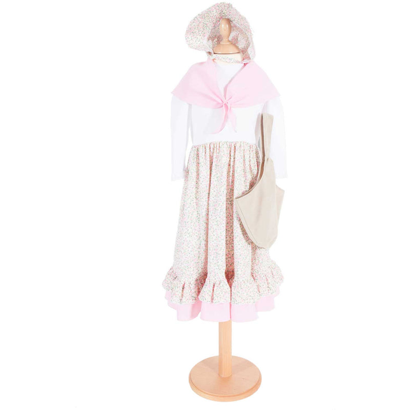 Children's Victorian Flower Seller Costume , Children's Costume - Pretend to Bee, Ayshea Elliott  - 1
