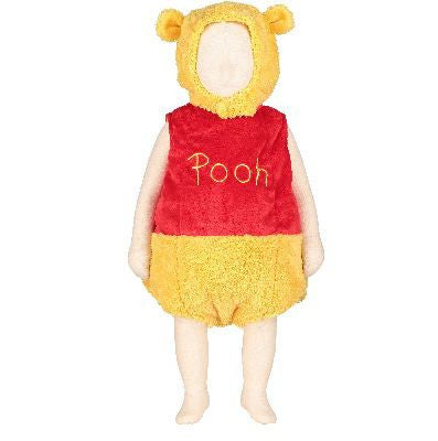 Winnie the Pooh Baby Fancy Dress Costume - Official Disney , Baby Costume - Disney Baby, Ayshea Elliott  - 3