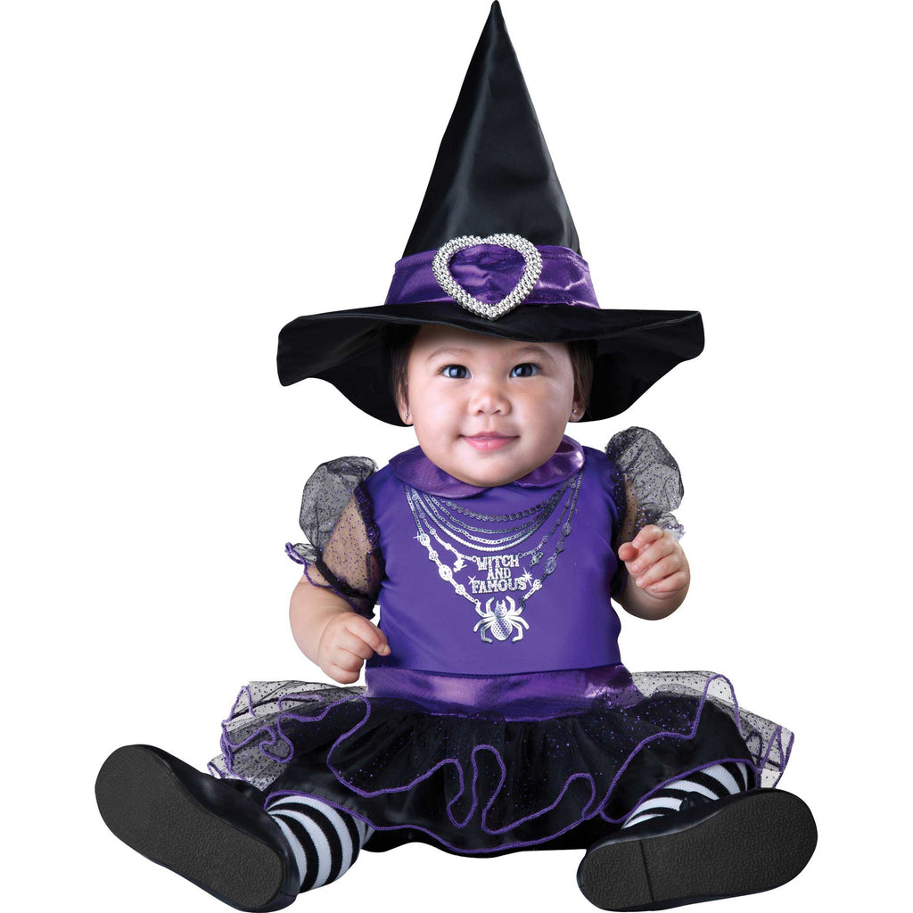 Witch Baby Fancy Dress Costume , Baby Costume - In Character, Ayshea Elliott