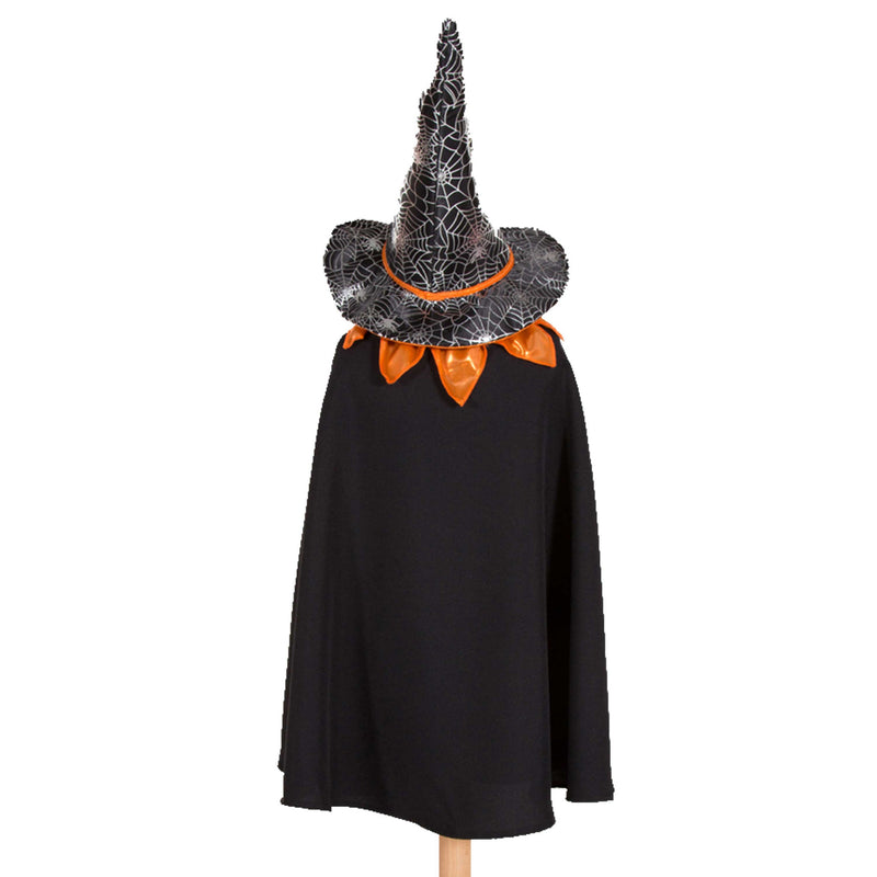 Children's Witch Cape and Hat , Children's Costume - Pretend to Bee, Ayshea Elliott  - 2