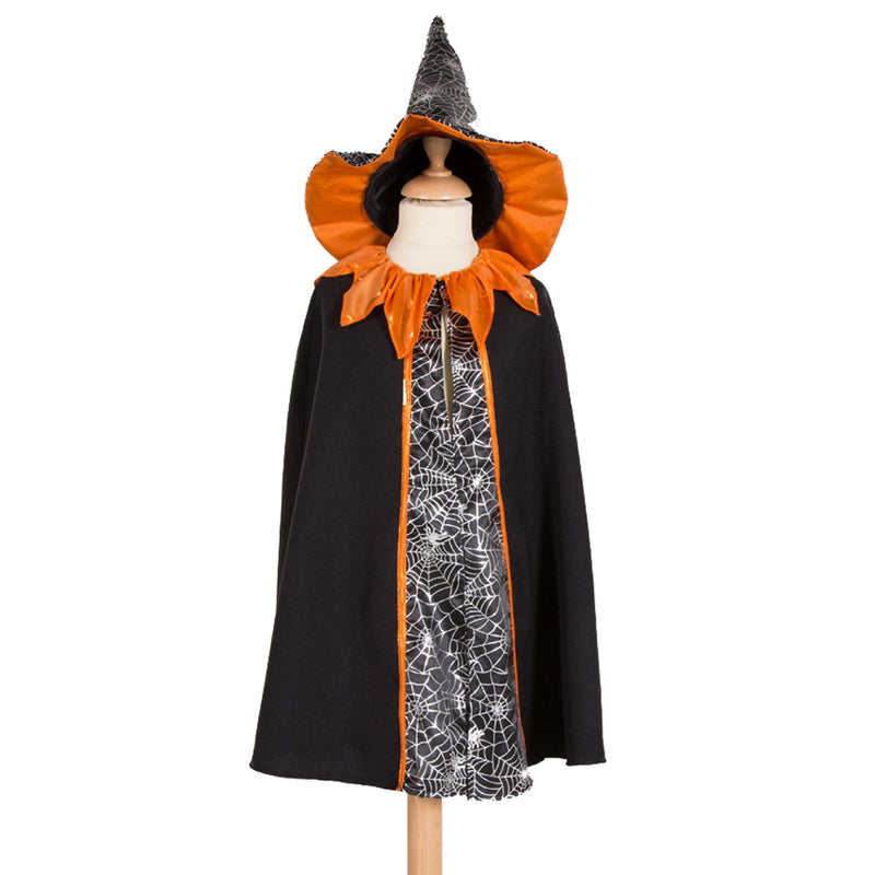 Children's Witch Cape and Hat , Children's Costume - Pretend to Bee, Ayshea Elliott - 1