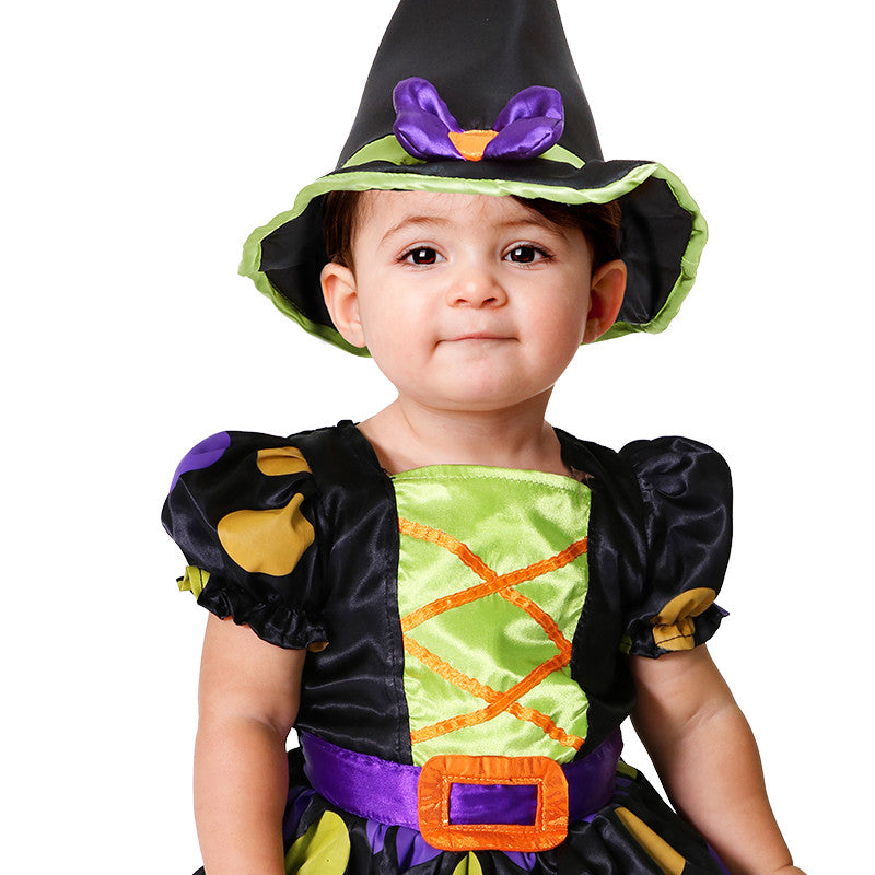 Little Cauldron Cutie Witch Costume