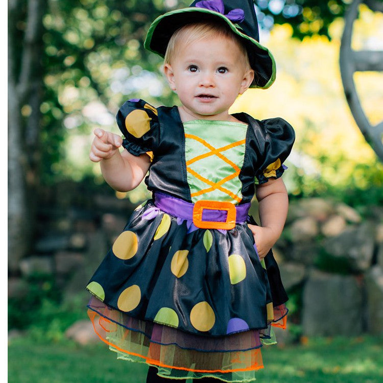 Little Cauldron Cutie Witch Costume - 2-3 Years