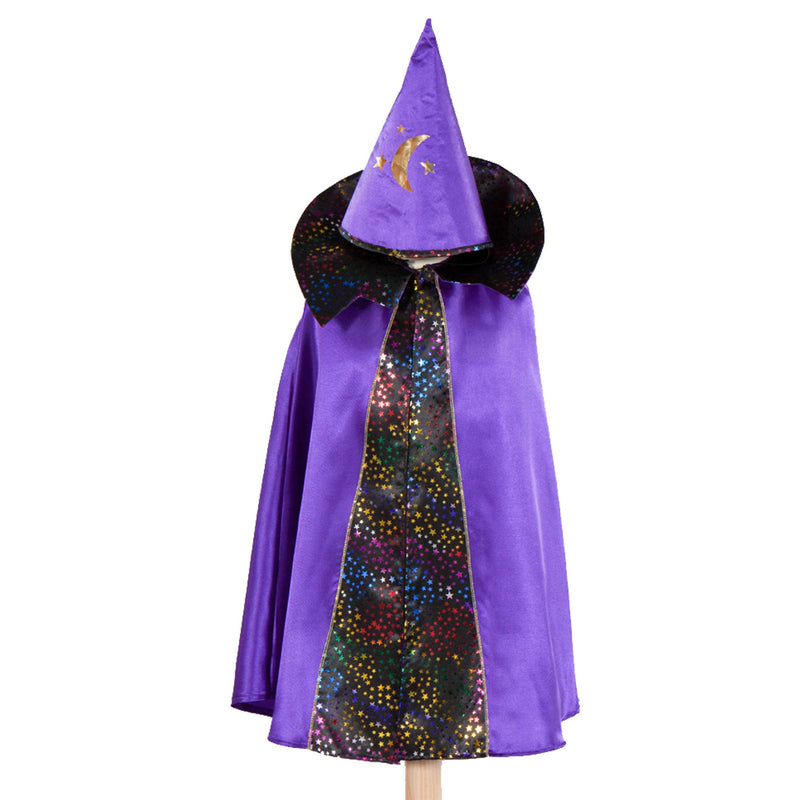 Children's Wizard Cape and Hat , Children's Costume - Pretend to Bee, Ayshea Elliott - 1