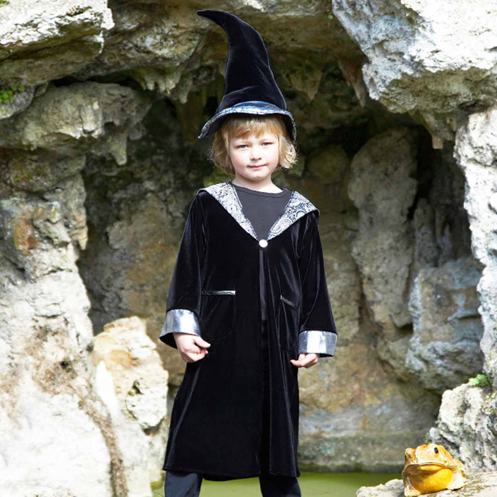Children's Wizard Dress Up , Children's Costume - Time to Dress Up, Ayshea Elliott  - 1