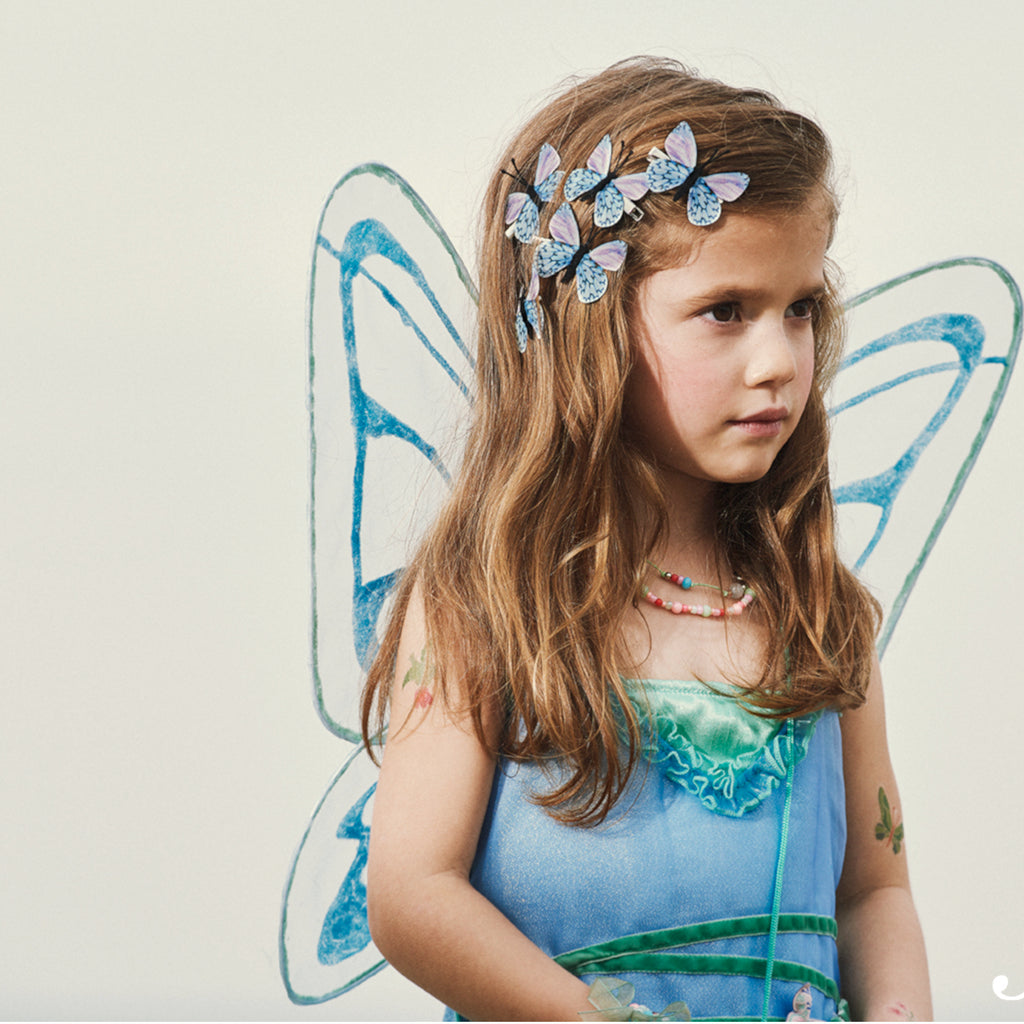 Woodland Fairy Dress With Wings