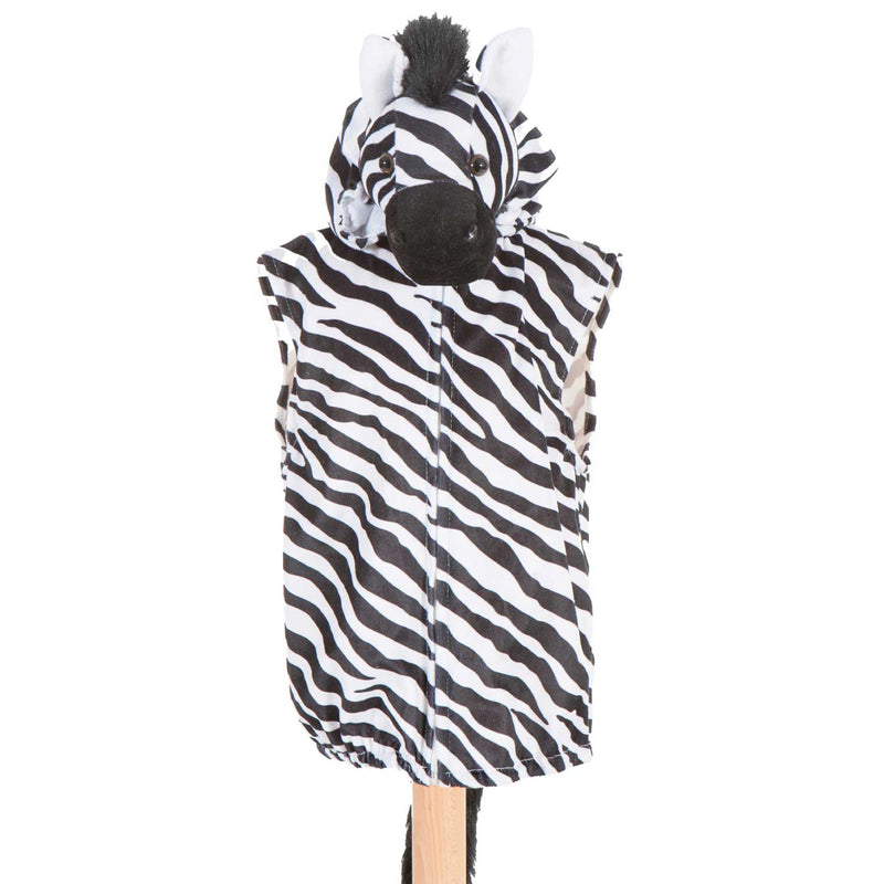 Children's Zebra Fancy Dress Zip Top , Children's Costume - Pretend to Bee, Ayshea Elliott  - 1