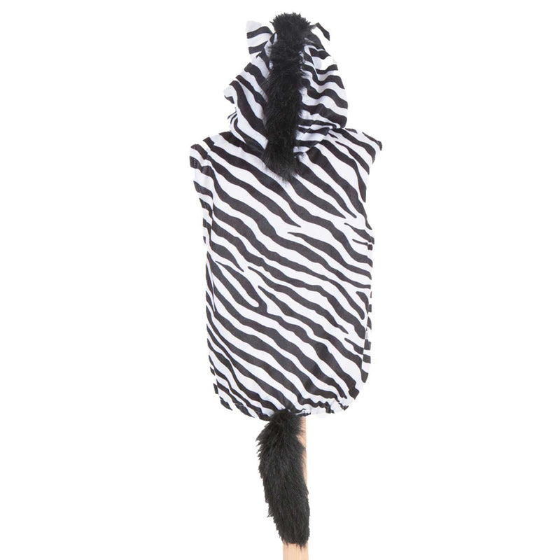 Children's Zebra Fancy Dress Zip Top , Children's Costume - Pretend to Bee, Ayshea Elliott - 2