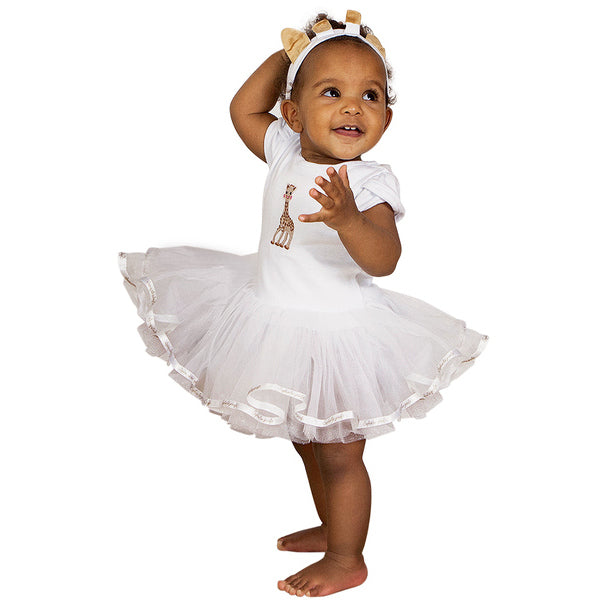 Sophie la Girafe® Baby Tutu and Headband