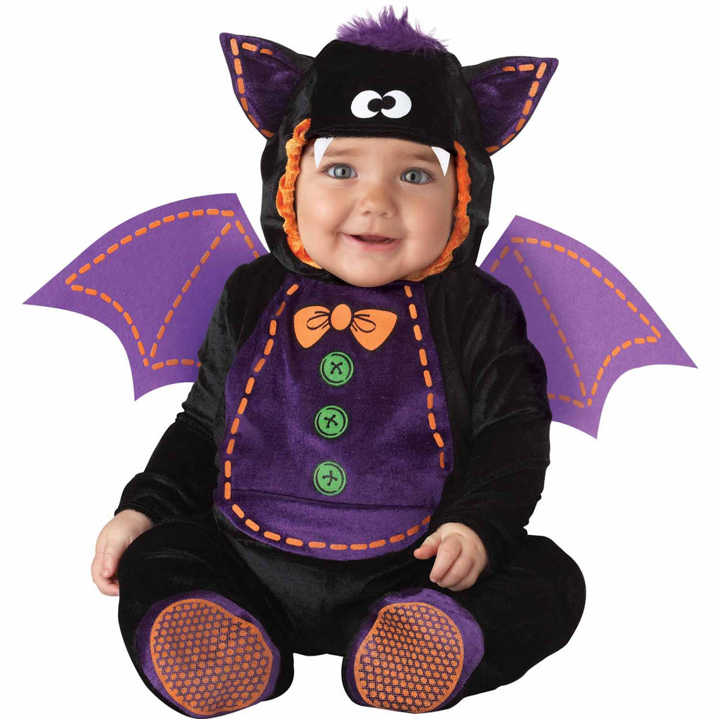 Bat Baby Fancy Dress Costume , Baby Costume - In Character, Ayshea Elliott