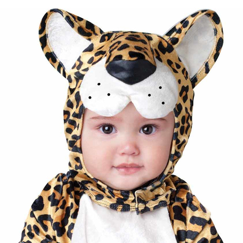 Leopard Baby Fancy Dress Costume