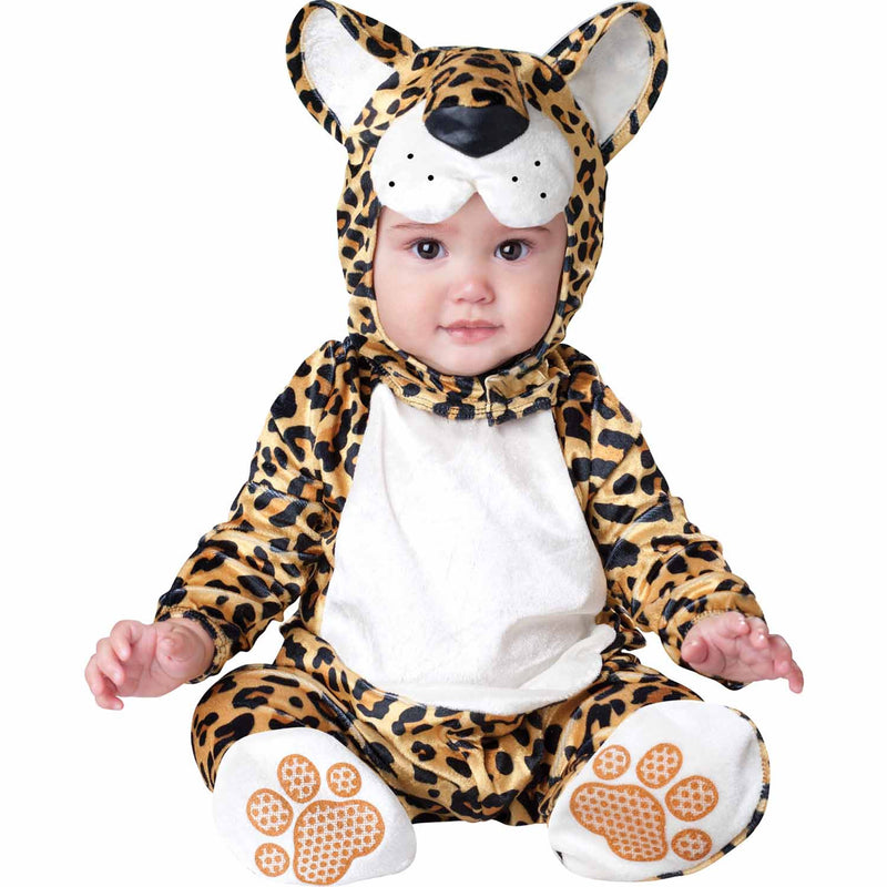 Leopard Baby Fancy Dress Costume , Baby Costume - In Character, Ayshea Elliott