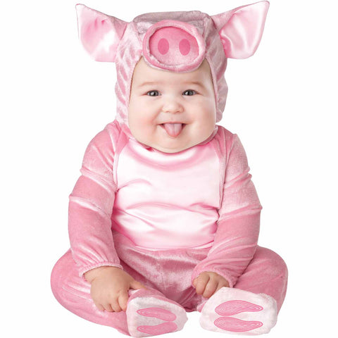 Pig Baby Fancy Dress Costume