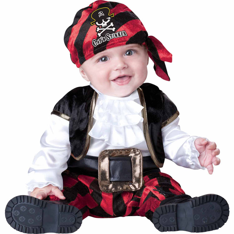 Pirate Baby Fancy Dress Costume , Baby Costume - In Character, Ayshea Elliott