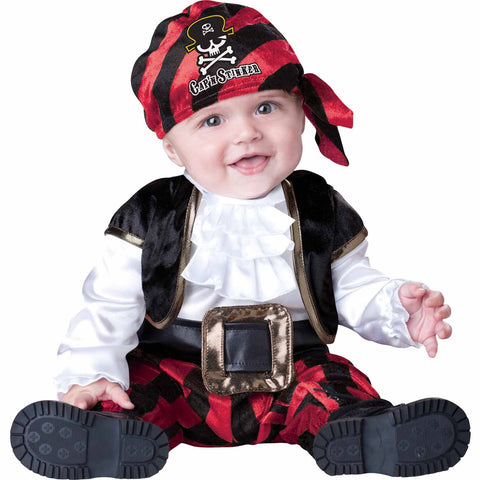 Pirate Baby Fancy Dress Costume