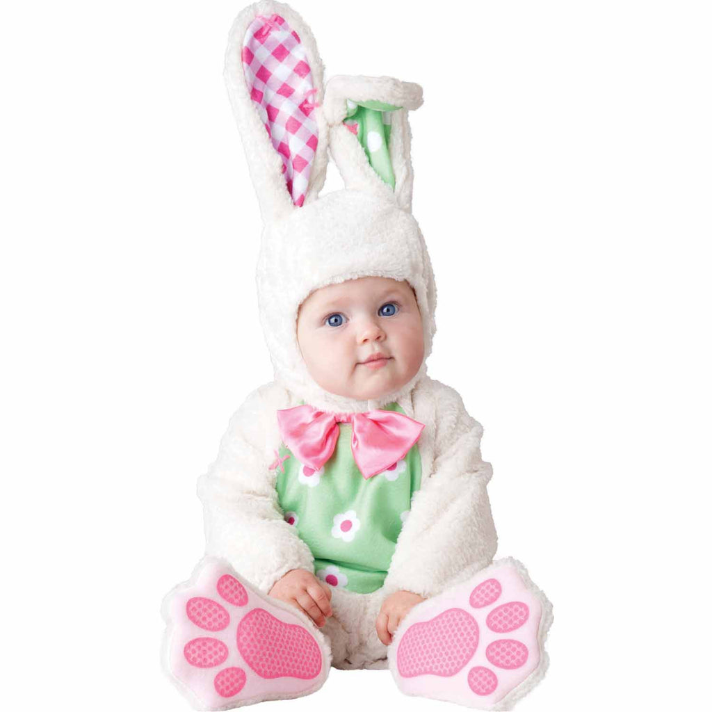 Deluxe Easter Bunny Baby Fancy Dress Costume , Baby Costume - In Character, Ayshea Elliott  - 1