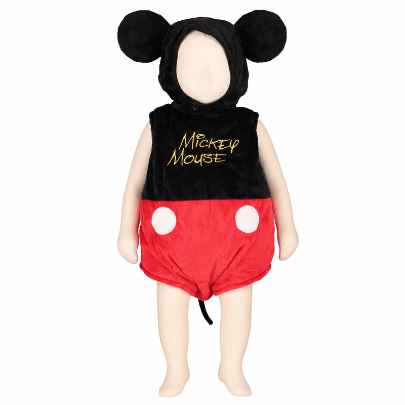 Mickey Mouse Baby Fancy Dress Costume - Official Disney , Baby Costume - Disney Baby, Ayshea Elliott  - 3