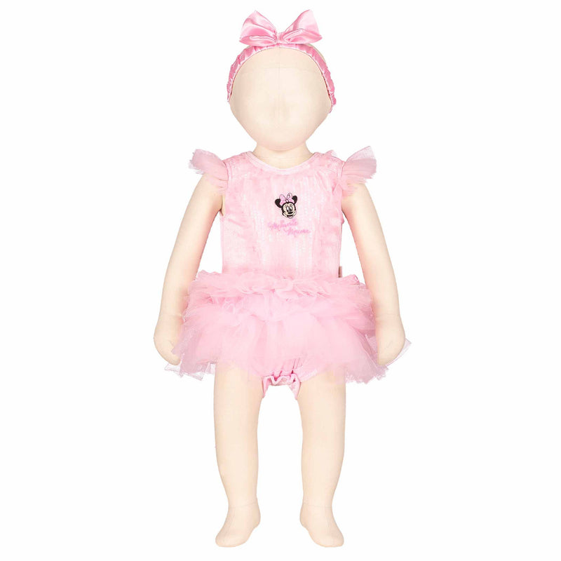 Minnie Mouse Baby Sparkle Tutu - Official Disney , Baby Costume - Disney Baby, Ayshea Elliott  - 3