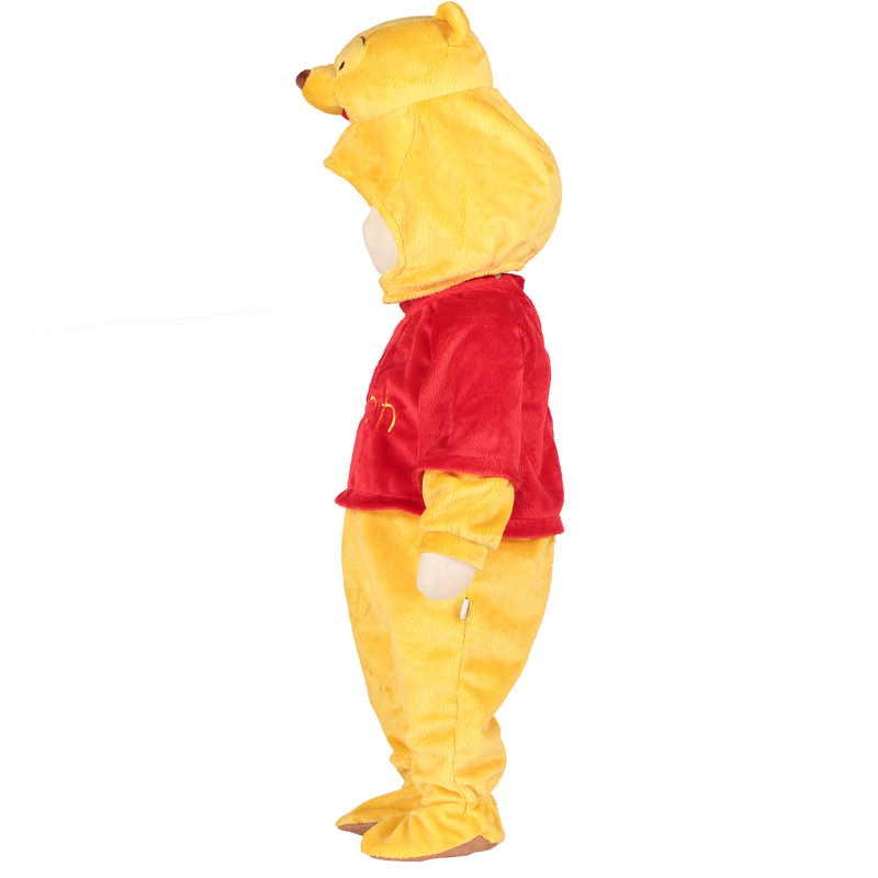 Winnie the Pooh Baby Costume with Moulded Hood , Baby Costume - Disney Baby, Ayshea Elliott  - 5