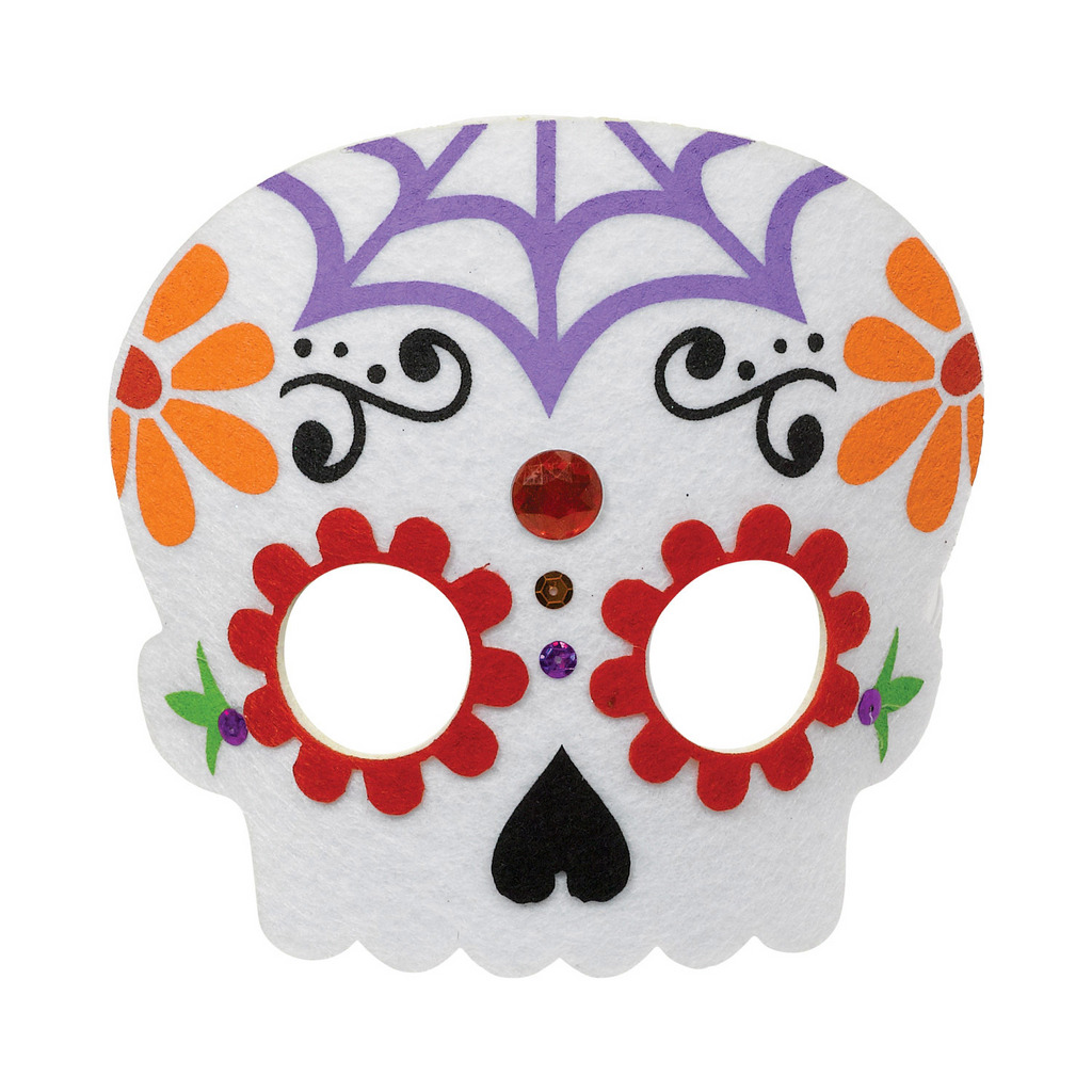 Day of the Dead mask- Halloween