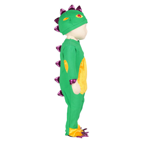 Baby Green Dragon Costume-Travis Dress up by Design 3