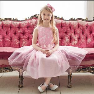 Time to dress up - Peach Melba Fairy