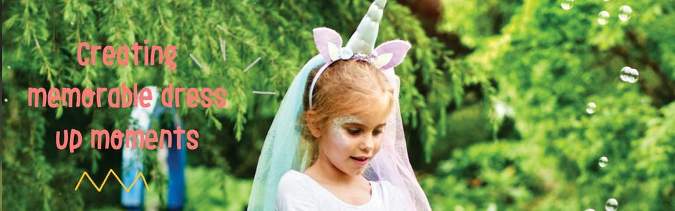 Time to Dress Up - Ride on Unicorn costume
