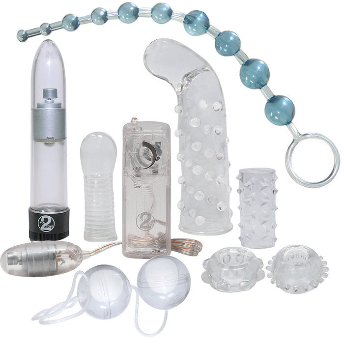 Crystal Clear Collection - Dressed 2 Digress Limited