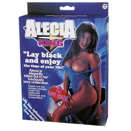 Alecia 3 Hole Sex Doll - Dressed 2 Digress Limited