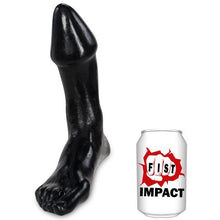 Load image into Gallery viewer, Fist Impact Footx Dildo