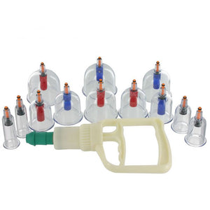 12 Piece Cupping System - Dressed 2 Digress Limited