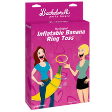 Load image into Gallery viewer, Inflatable Banana Ring Toss - Dressed 2 Digress Limited