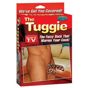 The Tuggie Fuzzy Cock Sock - Dressed 2 Digress Limited