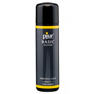 Pjur Basic Silicone Personal Glide 250ml - Dressed 2 Digress Limited