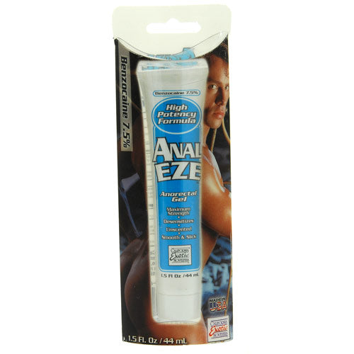 Anal Eze Gel Lubricant - Dressed 2 Digress Limited
