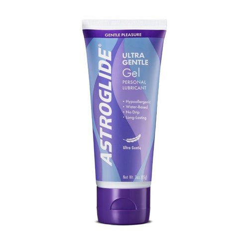 Astroglide Sensitive Skin Gel 3oz Lubricant - Dressed 2 Digress Limited