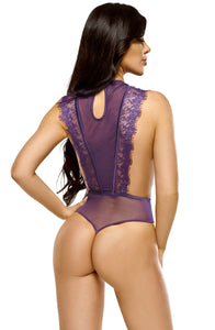 Beauty Night Emiliana Teddy BN6563 Purple