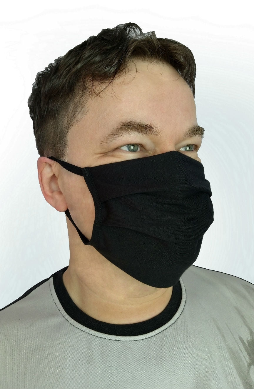 Irall Mens Mask Black