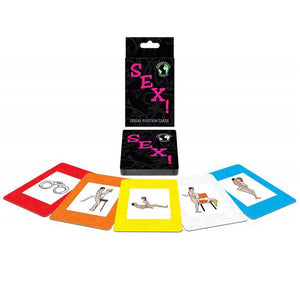 Sex Card Game - Dressed 2 Digress Limited