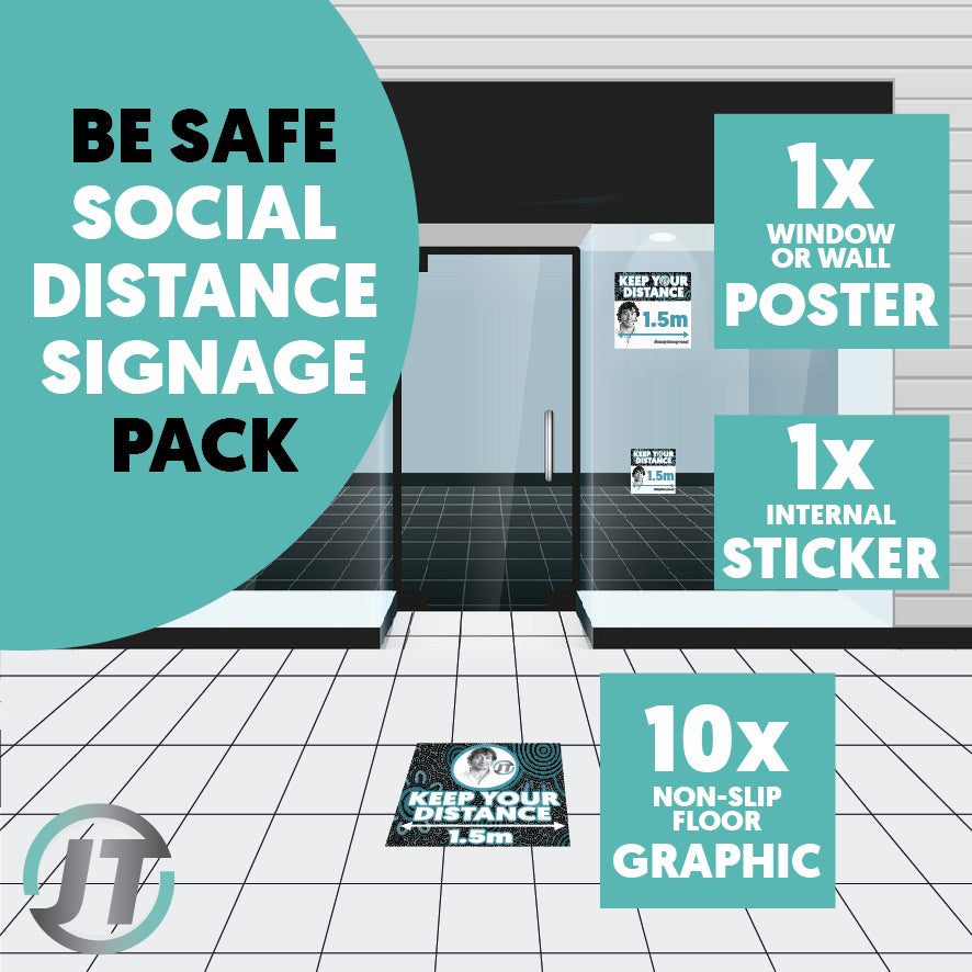 JT Academy Social Distancing Pack