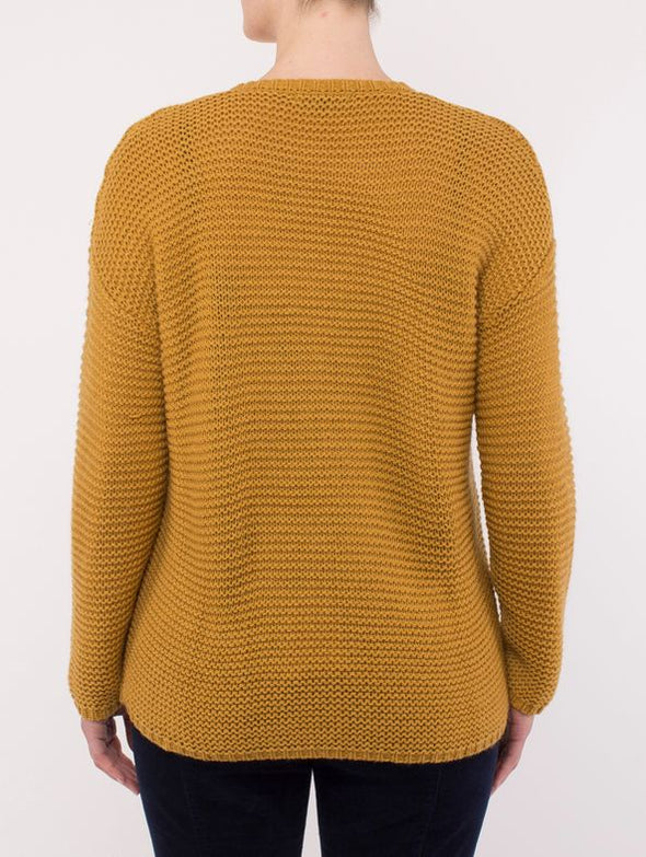 Ping Pong Loop Pocket Boxy Jumper