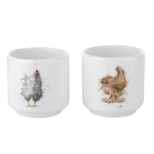 Wrendale Egg Cups