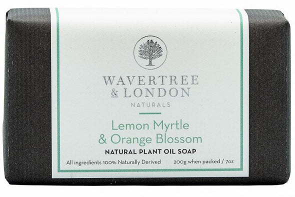 Lemon Myrtle Orange Blossom Soap