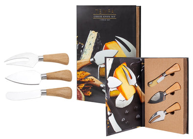 Tempa Cheese Knife Set