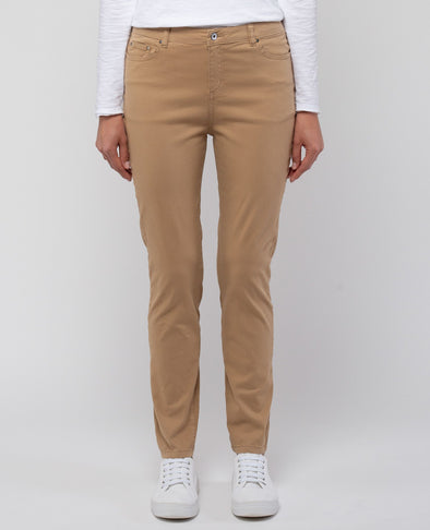 Jump Luxury Jean - Camel