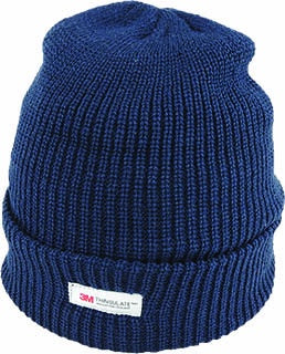 Rib Beanie With Thinsulate Lining
