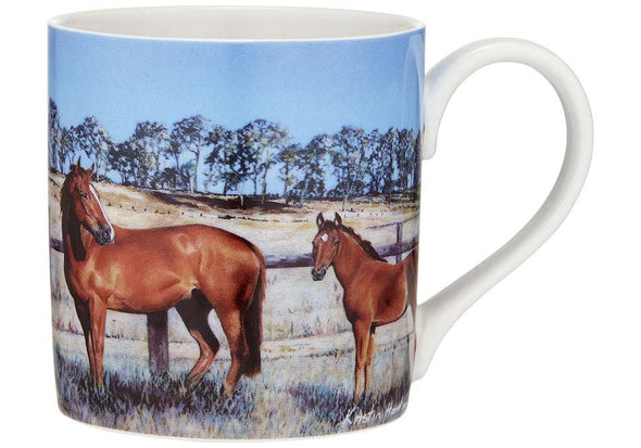 Beauty of Horses Mug - Better Together