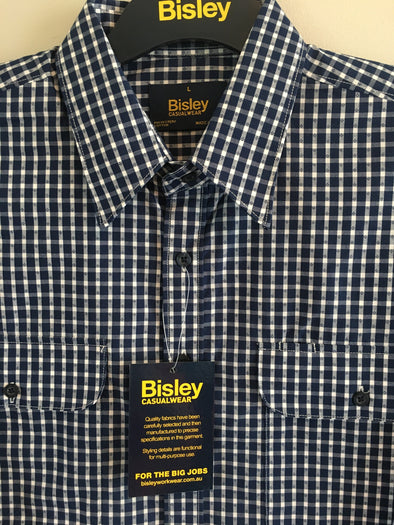 Bisley Casual Wear L/S Shirt - TWB