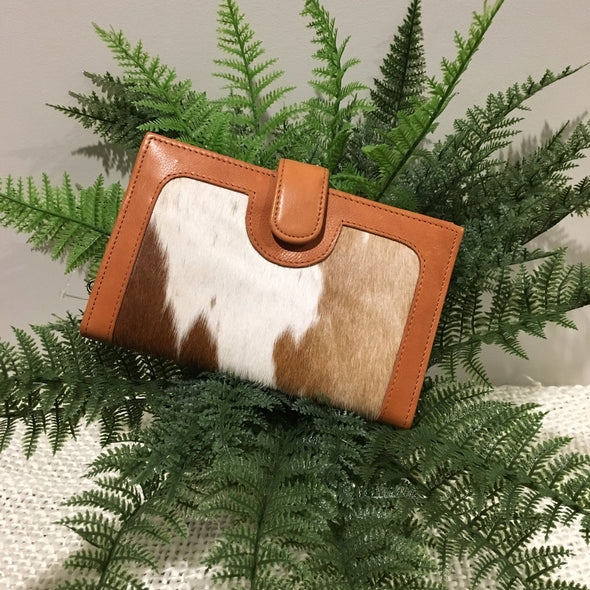 Los Angeles Cowhide Wallet